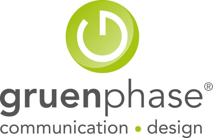 gruenphase communication • design